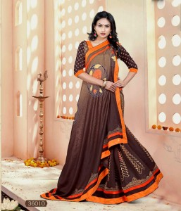 Vichitra Sanskriti Vol-2 Fancy Saree ( 12 Pcs Catalog )