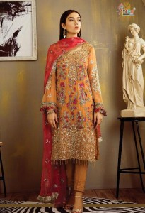Shree Fabs Iznik Vol-4 Dress Material