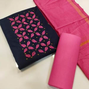 Madhuban Cotton dress Material (6Pc Set)