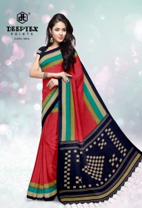 Deeptex Ikkat Special Vol-3  Cotton Sarees (20 pc set )