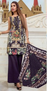 Firdous Lawn Tropical Edition Dress Material  ( 4 pcs catalog )