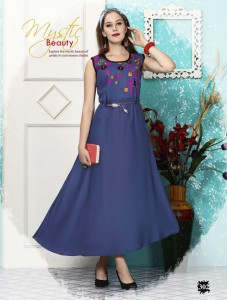 Fashion Talk Koyall Rayon  Kurti  ( 12  Pcs Catalog )