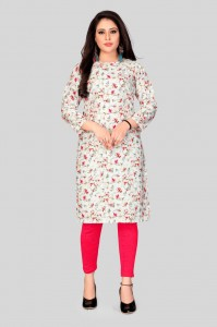 Rang Vol-1 Rayon Kurti ( 6 Pcs Catalog )