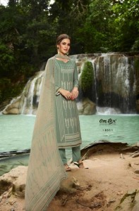 Omtex Sarika Cotton Dress Material  ( 6 Pc Catalog)
