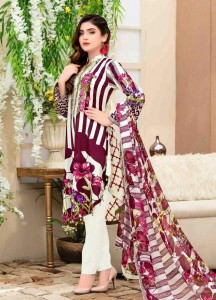 Karachi Cotton Gulahmed Vol-4 Dress Material (10 pcs catalog )