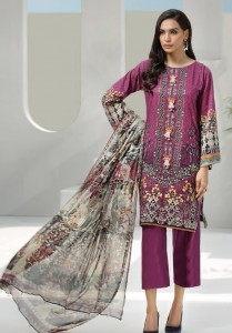 Iris Vol-2 Printed Karchi cotton  ( 10 pc catalog )