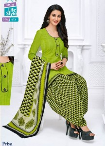 MCM Priya Vol-4 Readymade Suits ( 7 pc catalog )