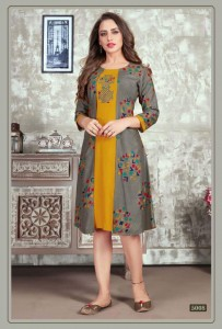 Rajvee Momemnt Vol-2 Cotton Kurti  ( 8 Pcs Catalog)