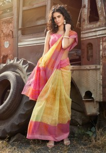 Shangrila Naira Saree ( 12 Pcs Catalog )