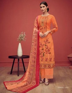 Mumtaz Arts Umarao Dress Material ( 6 pc catalog )