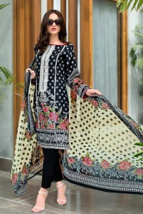 Karachi Cotton Gulahmed Vol-5 Dress Material (10 pcs catalog )