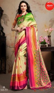 Apple Saheli Vol-2 Silk Saree ( 11 Pcs Catalog )
