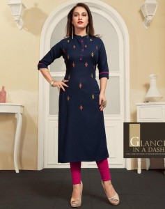 Kanika Aditi Vol-4 Kurtis ( 8 Pcs Catalog )