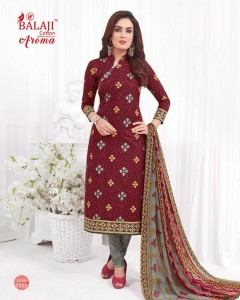 Balaji Cotton Aroma Vol-13 Dress Material ( 8 Pcs catalog )