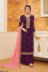 Eba Lifestyle Hurma Vol-24 Opada Suit ( 6 Pc Catalog)