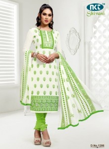 NKT Shivani Vol-14 Dress Material ( 16 pcs catalog )