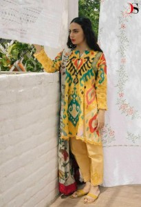 Deepsy Coco Cotton With Embroidery Dress Material