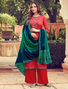 Deepsy Panghat Vol-6 Pure Pashmina Dress Material ( 7 Pcs Catalog )