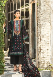 Juvi Fashion Rangreza Vol-8 Cambric Cotton Pakistani Suit ( 6 Pcs Catalog )