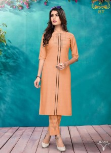 Rijiya Trends Hunny Bunny Kurti With Pant ( 4 Pc Catalog )