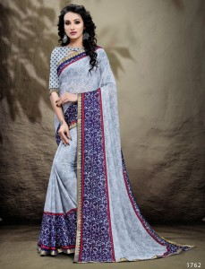 Kodas Salon Fiber Saree ( 12 Pcs Catalog )