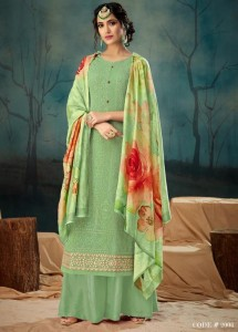 Kesar Karachi Hashmi Dress Material ( 6 Pcs Catalog )