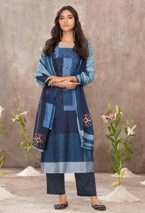 Jay Vijay Amorous Dress Material (10 pc catalog)