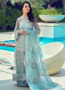 Shree Fab Mushq Dress Material ( 5 Pcs Catalog )