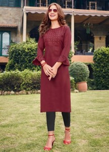 Poonam Designer Asiana Vol-3 Kurtis ( 12 Pcs Catalog )