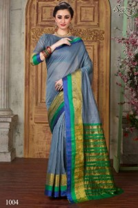 Saroj Hasna Silk Saree ( 8 Pcs Catalog )