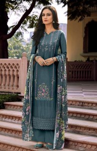 Delicacy Pure Bember Dress Material (6 pc catalog)