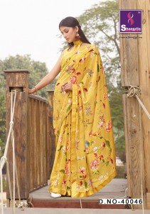 Shangrila Nirvana Vol-5 Party Wear saree ( 12 Pcs Catalog )