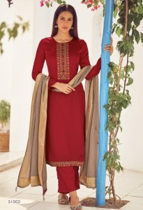 Deepsy Royal Touch Dress Material ( 6 pc catalog )