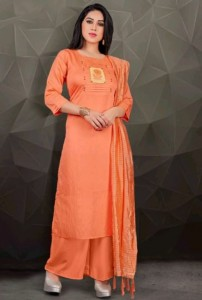 Channel 9 Elle Kurtis with Dupatta (4 pc catalog)