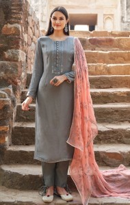Bela Fashion Muskaan Dress Material ( 9 pc catalog )