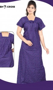 Seven Cross Cotton Nighties ( 12 pc Catalog)