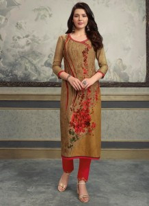 Kalaroop Lotus Kurti With Pant ( 12 Pcs Catalog )