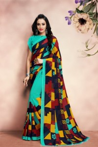 Haytee splash-87 Dani Printed Saree (12 pcs catalog)