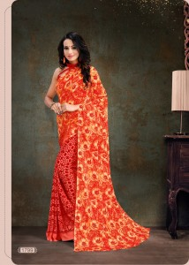 Kodas  Aishwariya-76 Printed Saree (14 Pcs Catalogue )