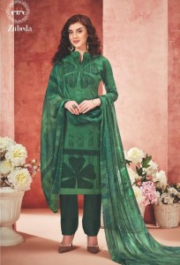 Harshit Fashion Zubeda Dress Material ( 10 Pcs Catalog )