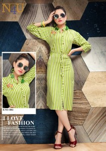 Tunic House Nupur Kurtis ( 6 Pcs Catalog )