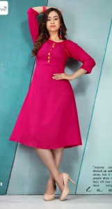Fly Free Snoober Vol-3 Rayon Kurtis (6 pcs Catalog)