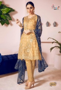Shree Fab Mariyam N Mariya Dress Material ( 6 Pcs Catalog )