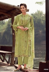 Kimora Heer Kinari Dress Material ( 08 pc catalog )
