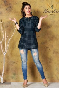 N4U Naisha Short Tops ( 12 Pcs Catalog )