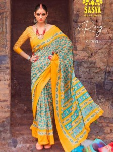 SVA Raag Vol-2 Cotton Saree ( 10 pcs catalog )