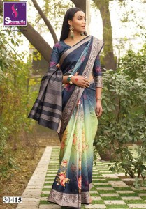 Shangrila Maaya Saree ( 8 pc catalog )