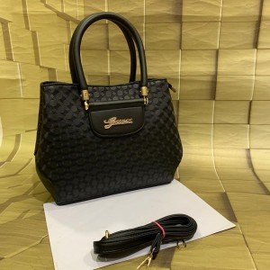 Spacious Quilted leather bag