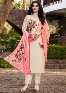 Lily & Lali Fabulous Soft Silk Kurtis ( 6 Pcs Catalog )