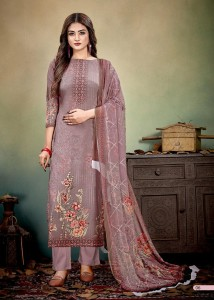 Rani Trendz Simran Dress Material ( 4 Pcs Catalog )